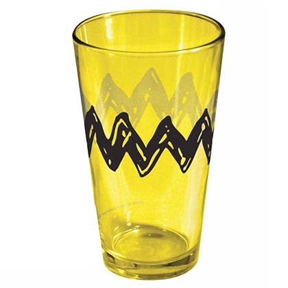 Charlie Brown Pint Glass