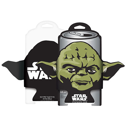 STAR WARS Yoda Koozie