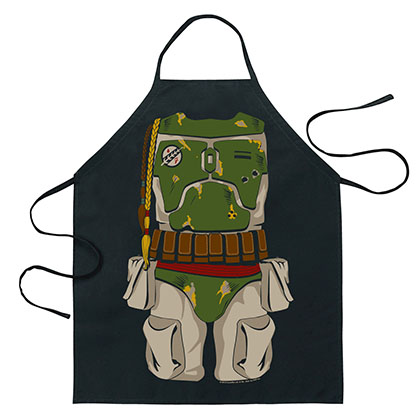 STAR WARS Boba Fett Cartoon Apron