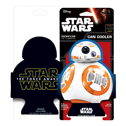 STAR WARS BB-8 Koozie