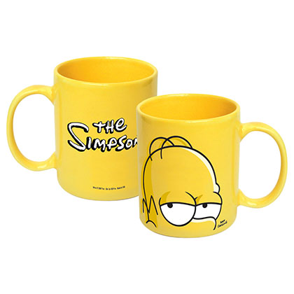 The SIMPSONS Homer Ceramic Coffee Mug