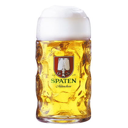 SPATEN One Liter Beer Mug