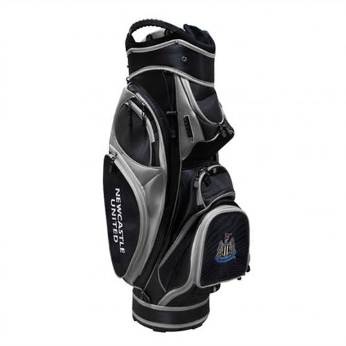 Newcastle United F.C. Luxury Golf Cart Bag