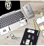Juventus FC Puffy Stickers