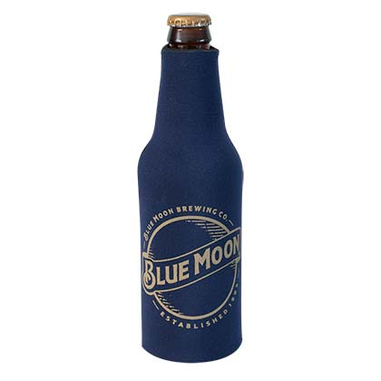 BLUE MOON Bottle Insulator
