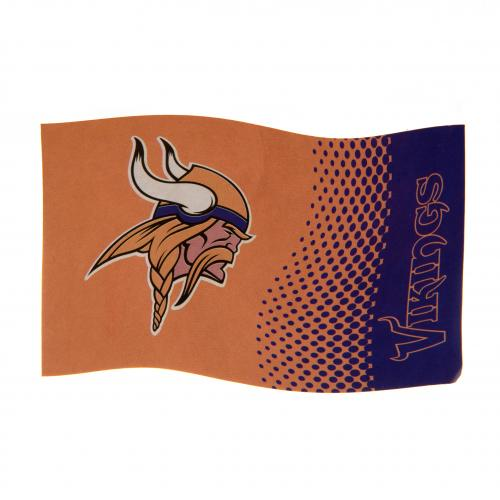 Minnesota Vikings Flag FD
