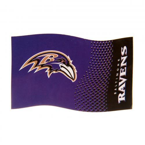 Baltimore Ravens Flag FD