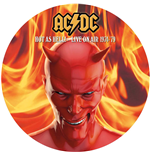 Vynil Ac/Dc - Hot As Hell (Picture Disc)