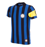 F.C. Internazionale Captain T-Shirt | Black - Blue