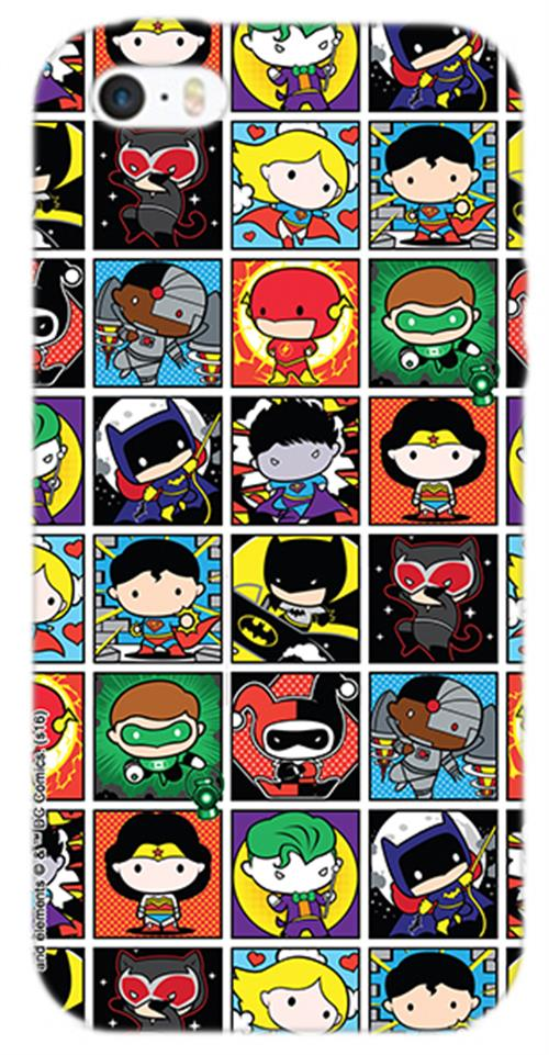 DC Comics Superheroes iPhone Cover 250946