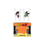Dragon ball Z Glass Set- Goku Vs Cell Medium