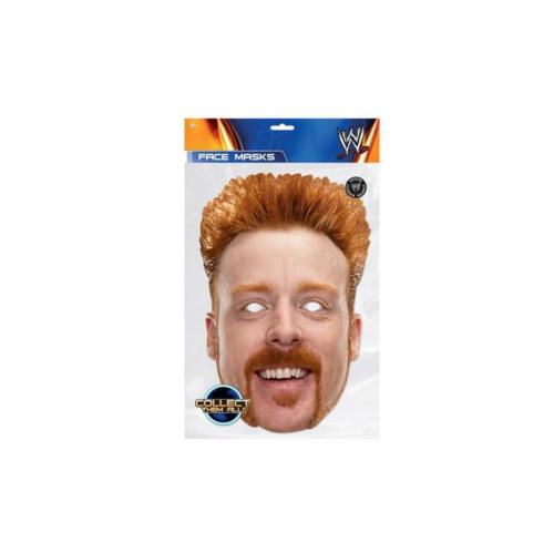 WWE Mask Sheamus