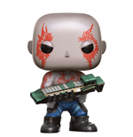 Guardians of the Galaxy Vol. 2 POP! Marvel Vinyl Figure Drax 9 cm