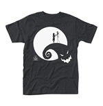 Nightmare Before Christmas T-Shirt Moon Oogie Boogie