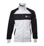 CAPCOM Resident Evil Men's Operative Track Jacket, Large, Black/White
