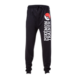 POKEMON Men's Trainer Lounge Pants, Extra Large, Black