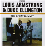 Vynil Louis Armstrong & Duke Ellington - The Great Summit