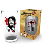 The Walking Dead Glassware - Daryl