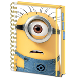 Despicable me - Minions Notepad 251939