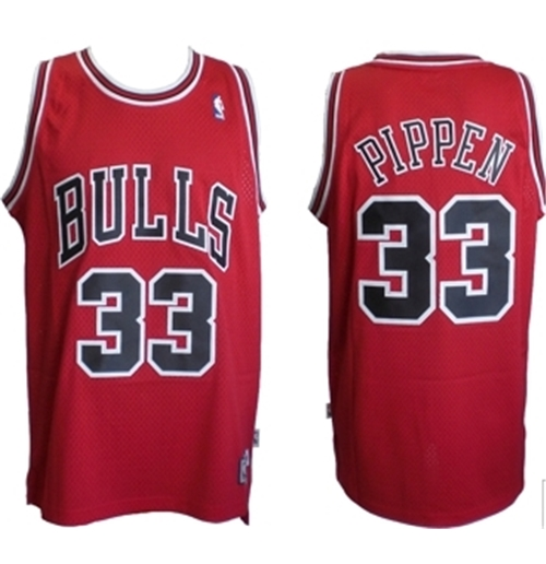 size 40 8c0e7 aa3f6 Chicago Bulls Hardwood Scottie Pippen Jersey