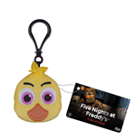 Five Nights at Freddy's Plush Keychain Chica 5 cm
