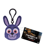 Five Nights at Freddy's Plush Keychain Bonnie 5 cm