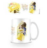 Beauty and the Beast Mug Be Our Guest