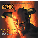 Vynil Ac/Dc - Can I Sit Next To You?  In Concert - Melbourne 1974