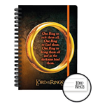 The Lord of The Ring Notepad 252155