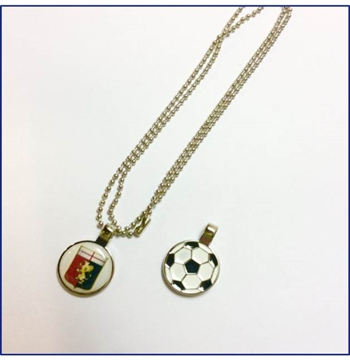 Genoa CFC Necklace 252236