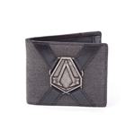 Assassin's Creed Core - Metal Crest Logo Bifold Wallet