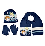 Frozen Scarf and Cap Set 252309