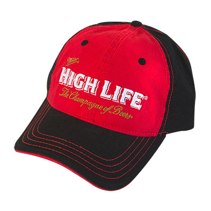 MILLER High Life Logo Hat