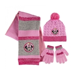 Minnie Scarf and Cap Set 252357