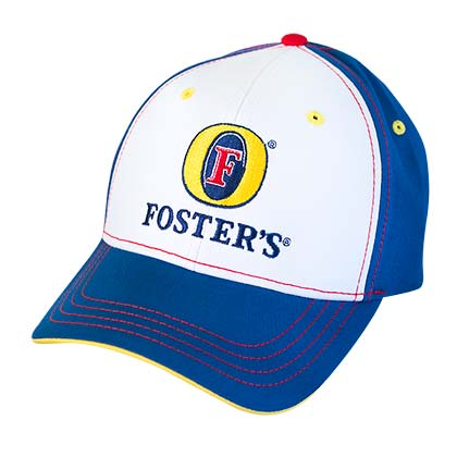 Fosters Logo Adjustable Hat