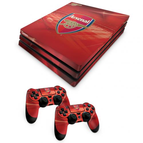 Arsenal F.C. PS4 Pro Skin Bundle