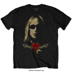 Tom Petty Men's Tee: Shades & Logo