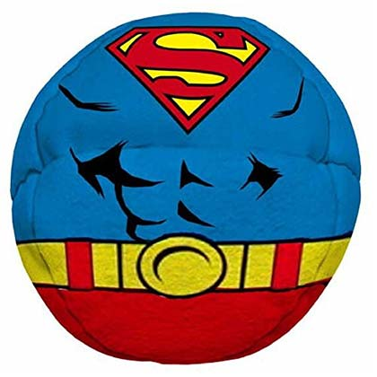 SUPERMAN Suede Hacky Sack