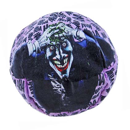 The JOKER Suede Hacky Sack