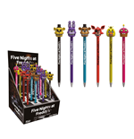 Five Nights at Freddy's POP! Homewares Pens with Toppers Display (16)