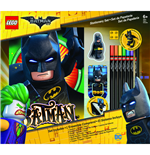 LEGO Batman Movie 12-Piece Stationery Set