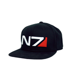 Mass Effect Andromeda Adjustable Cap N7