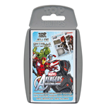 Avengers Card Game Top Trumps *French Version*