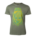 Guardians of the galaxy - I am Groot men's shirt
