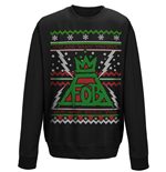 Fall Out Boy Sweatshirt Christmas Lightning
