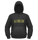 All Time Low Sweatshirt Holds It Down