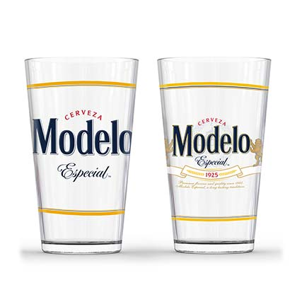MODELO ESPECIAL Pint Glass Set