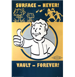 Fallout 4 Poster - Vault Forever 61x91,5 Cm