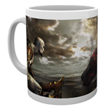 God Of War Mug 253333