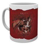 God Of War Mug 253336